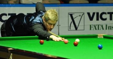 Neil Robertson, noul lider mondial in snooker