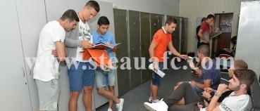 Steaua s-a reunit pentru vizita medicala si primul cantonament. Trei noutati in lot