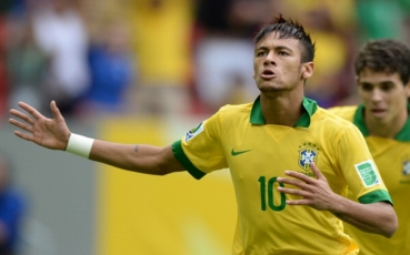 Brazilia face spectacol in deschiderea Cupei Confederatiilor + Golul fabulos marcat de Neymar (video)