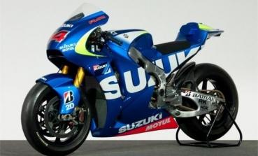 Suzuki revine in MotoGP