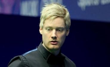 Robertson castiga Wuxi Classic in fata lui Higgins