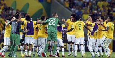 Brazilia calca Spania in picioare si cucereste Cupa Confederatiilor