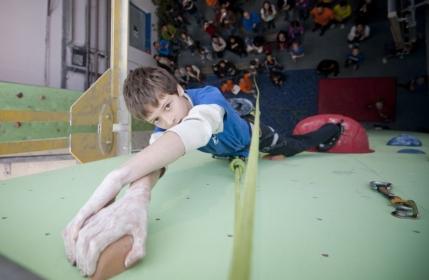 Rezultate extraordinare pentru Lotul National de Escalada copii la Petzen Climbing Trophy 2013