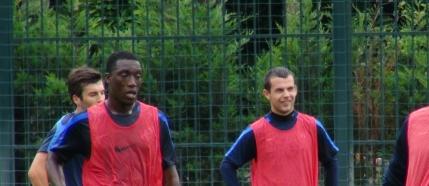 VIDEO Antrenament Dinamo Tbilisi inainte de meciul cu Steaua