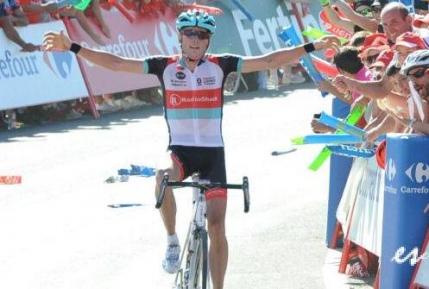 Chris Horner, cel mai varstnic castigator de etapa dintr-un Mare Tur