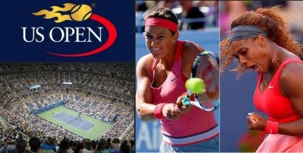 GAME CU GAME Finala feminina de la US Open in setul decisiv