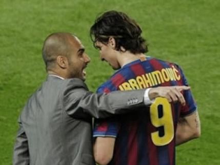"""Ibrahimovic pune din nou tunurile pe Guardiola: """"Este un las. Ca om e nimeni"""""""