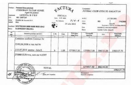 Inginerii financiare la Otelul: 4 milioane de euro platite unui impresar