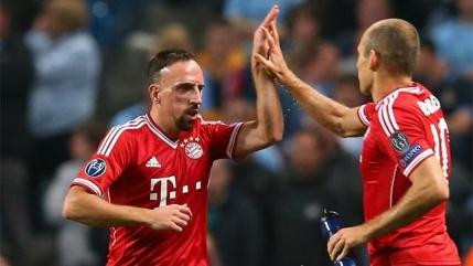 Bayern Munchen castiga in stilul tiki-taka impus de Guardiola