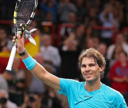 Nadal si-a luat revansa in fata lui Ferrer