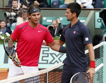 GAME cu GAME Finala Turneului Campionilor, Nadal - Djokovic