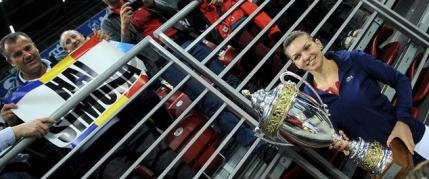 Retrospectiva sportiva 2013: Simona Halep, cea mai buna sportiva romana din 2013