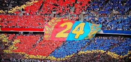 Retrospectiva sportiva 2013: Titlul 24 pentru Steaua