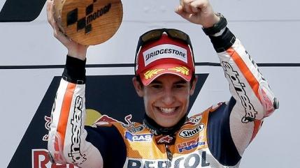 Retrospectiva sportiva 2013: Marquez, noul rege din MotoGP