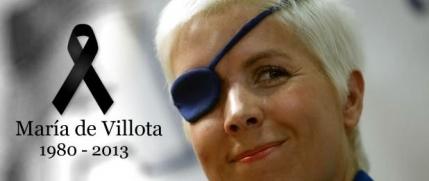 Retrospectiva sportiva 2013: Disparitia anului, Maria Villota