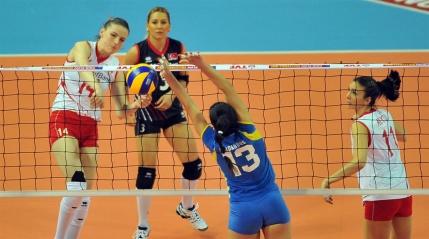 Romania, debut cu dreptul in preliminariile Campionatului Mondial de volei