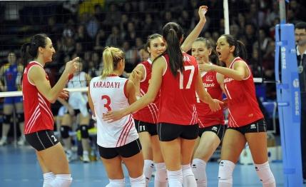 Romania rateaza calificarea la Campionatul Mondial de volei feminin