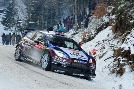 Raliul Monte-Carlo: Lider surpriza dupa prima zi, Kubica impresionant, dezastru pentru Hyundai