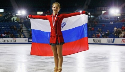 Surpriza uriasa la patinaj: o fetita de 15 ani a castigat titlul european