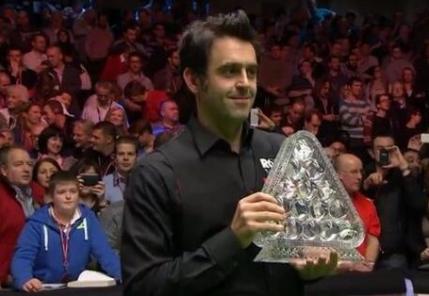 O'Sullivan l-a invins pe Selby in finala de la Masters