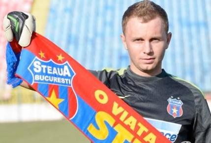 Bogatinov adus de umplutura la Steaua