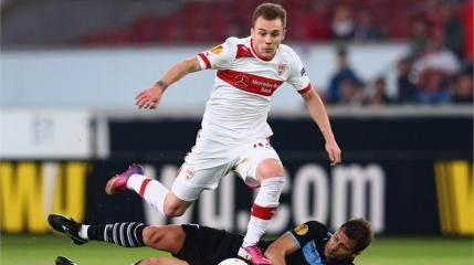 Maxim a ajuns la retrogradare cu Stuttgart. Urmeaza socul cu Bayern