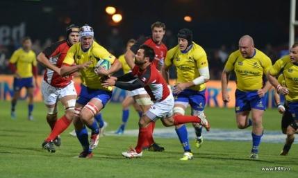 MINUT cu MINUT Rugby Romania - Portugalia in Cupa Europeana a Natiunilor