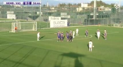 Sanmartean a marcat din lovitura libera in amicalul cu Maribor. Ce spune jucatorul dupa ultimele negocieri cu Steaua