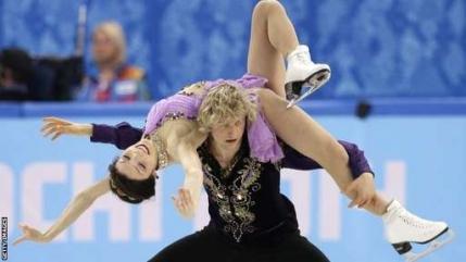 Surpriza la patinaj artistic: Davis si White iau aurul canadienilor