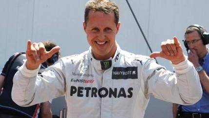 Veste uriasa pentru Schumacher: Poate respira singur