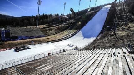 CM de zbor cu schiurile: Se anunta spectacol la Harrachow