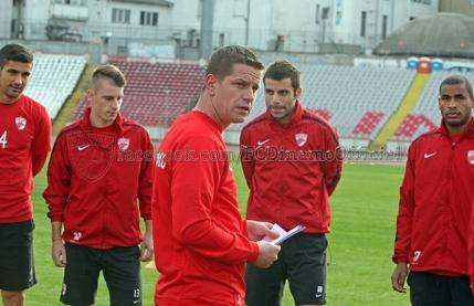 Stoican asteapta o sansa in meciul cu Steaua: Prea mult ghinion am avut