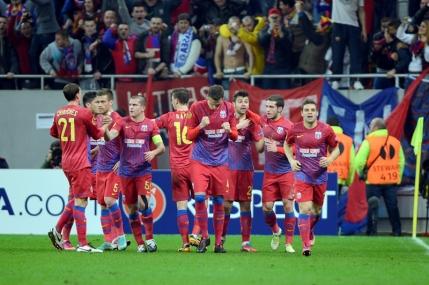 Stelistii cu buzunarele pline inaintea semifinalei cu Dinamo