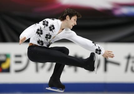 Zoltan Kelemen s-a calificat pentru programul liber la Campionatele Mondiale