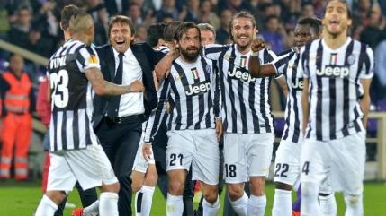 Juventus mai face un pas spre finala de la Torino