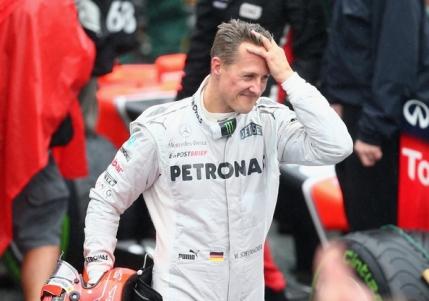Schumacher reactioneaza la vocile din jurul sau
