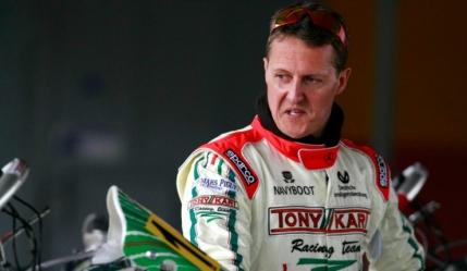 Michael Schumacher ar fi iesit de la Reanimare