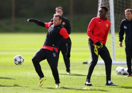 "Avertismentul lui Rooney pentru Bayern: ""O putem lasa acasa"""