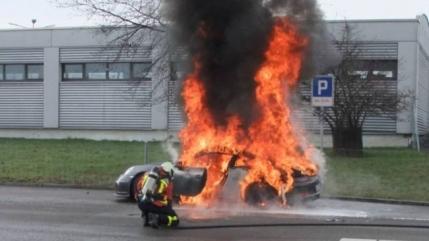 Porsche a gasit cauza incendiilor GT3 si ia o masura incredibila