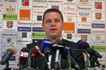 Stoican a vazut un Dinamo egal cu Steaua