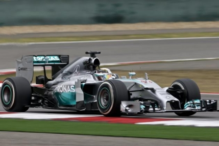 TUR cu TUR Formula 1, Calificari Marele Premiu al Chinei