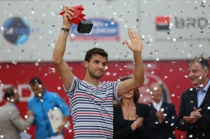 Dimitrov urca doua locuri dupa titlul de la Bucuresti
