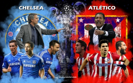 GOL cu GOL Champions League: Chelsea - Atletico Madrid 1-3