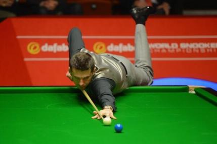 Mark Selby, primul semifinalist la Crucible