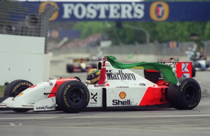 Cum a razbunat Senna nationala de fotbal a Braziliei