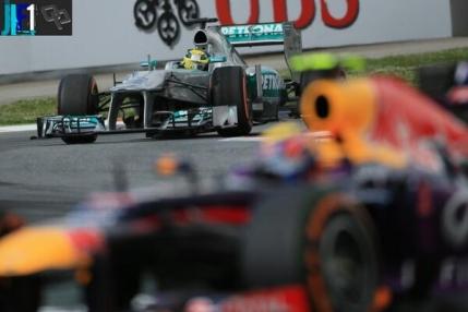 TUR cu TUR Formula 1: Calificari Marele Premiu al Spaniei
