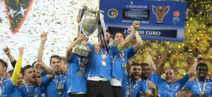Astra bate Steaua si ia Cupa