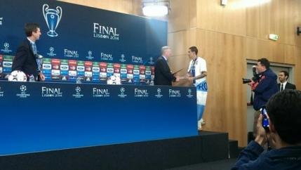 Angel Di Maria, omul finalei Champions League
