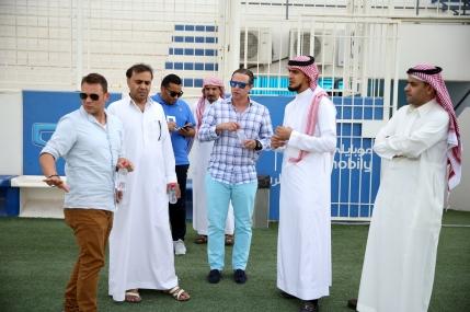 FOTO SLIDE Reghecampf, primele imagini la Al Hilal