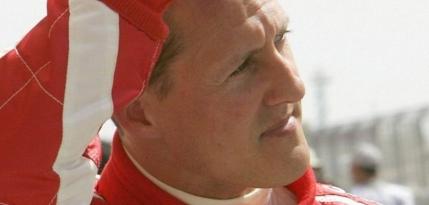 Speranta pentru Michael Schumacher: Interactioneaza cu cei din jur